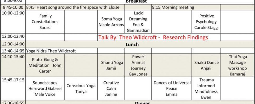 Thursday-26th